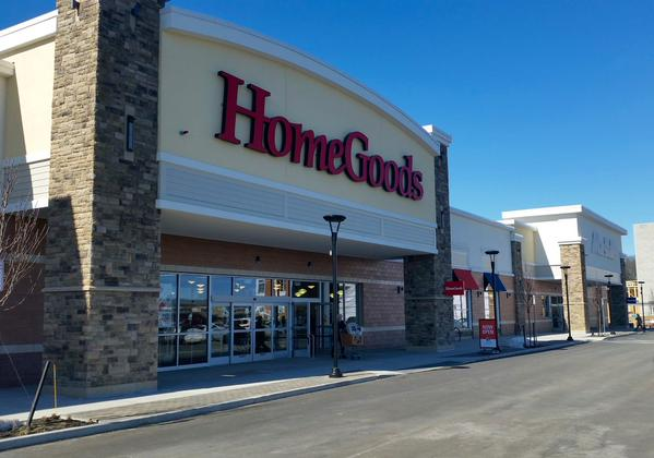 This Home Goods store is a part of the Coral Landings III Shopping Center  in Margate  This building is on shallow foundations with concrete tilt wall  panels. Home Goods   Margate   Quest Engineering   Structural Inspections